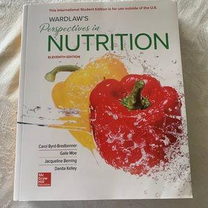 Nutrition 11th Edition.